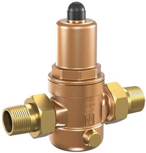 681mGFO-SP Tryckreduceringsventil för vatten och neutrala vätskor