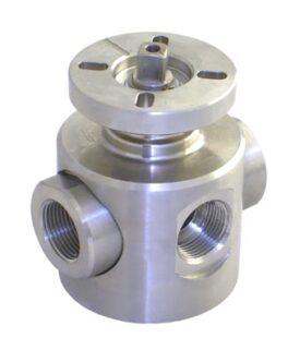 283001-L kulventil stål